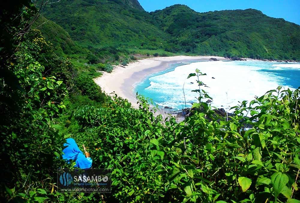 perjalanan Pantai Telawas