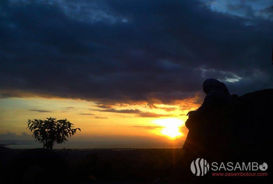 Sunset Bukit Batu Idung | Sunset Lombok