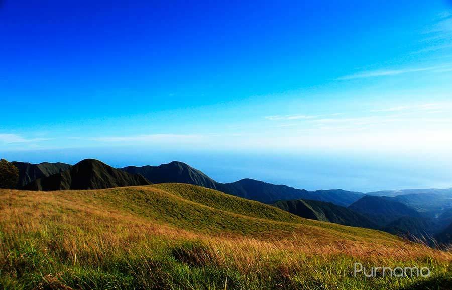 Bukit di Lombok Bukit Nanggi sembalun