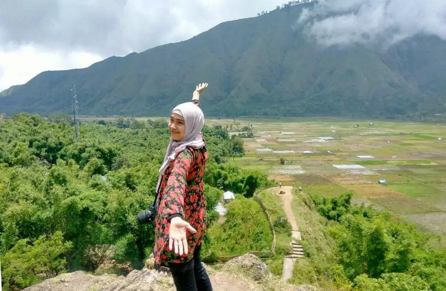 Pesona 8 Bukit di Lombok