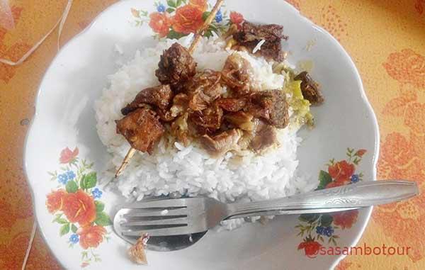 Nasi Kotaraja, Menu Sederhana Tapi Kelezatannya Juara.