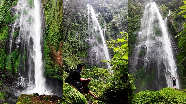 Tiu Skeper Waterfall Lombok