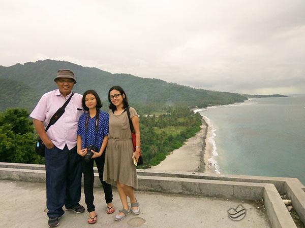 villa hantu paket wisata lombok 3 hari 2 malam