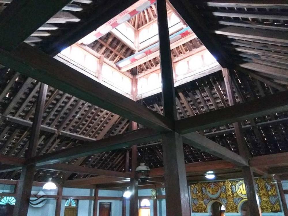 Masjid kuno sembalun