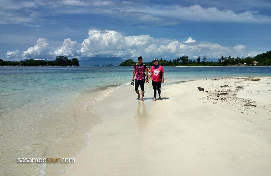 honeymoon romantis di gili kedis