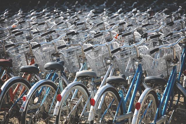 シティーサイクル ママチャリ