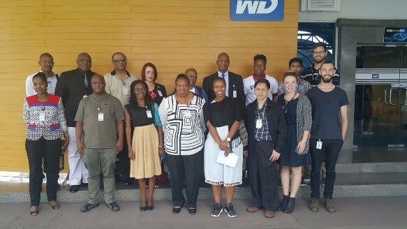 SASCE Delegation Study Tour to Western Digital (WD)