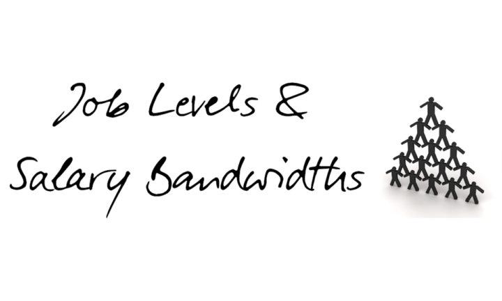 Job Levels & Salary Bandwidths