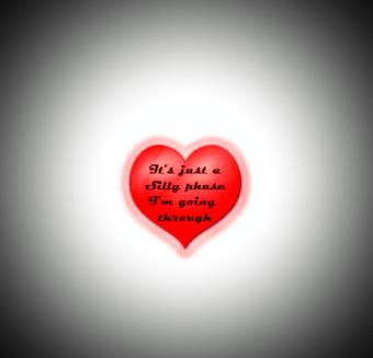im not in love