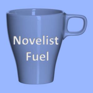 novelist fuel mug