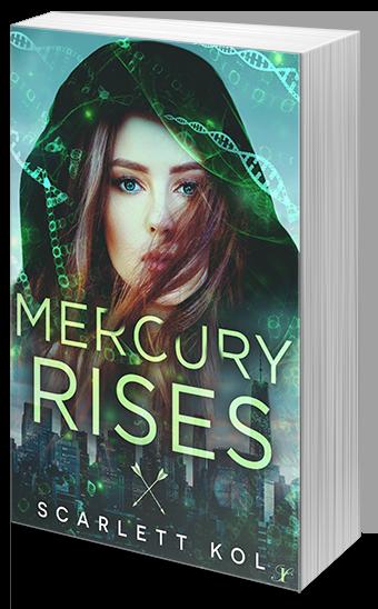 Mercury Rises Cover