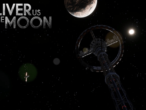 Ankunft an der Pearson Spacestation. Deliver Us The Moon #3