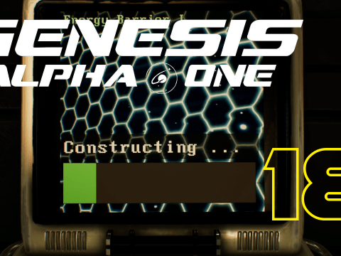 The Crew is not interessted in ship health. Genesis Alpha One #18