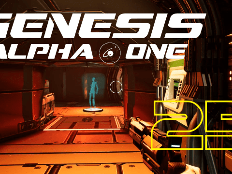 Additional security. Genesis Alpha One #25