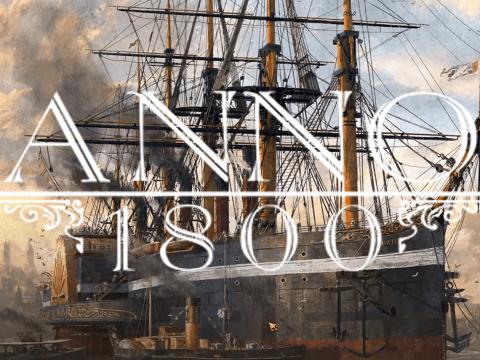 Doch noch dabei. Anno 1800 Closed Beta #1