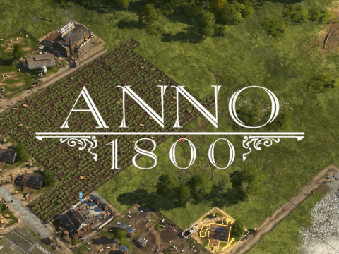 Park for Culture! Anno 1800 Closed Beta #4