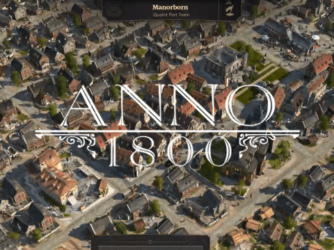 Hafenumbau. Anno 1800 Closed Beta #11