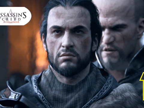 Zurück in Masyaf. Assassin's Creed Revelations #1