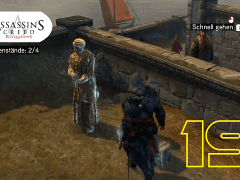 Die wohl spannenste Sidequest. EVER! Assassin's Creed Revelations #19