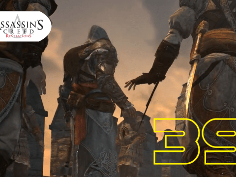 Der Austausch. Assassin's Creed Revelations #39