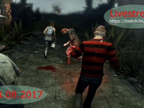 Freddy flieht auch. Dead by Daylight #13