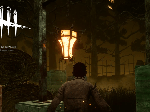 Happy new Moonrise. Dead by Daylight #42