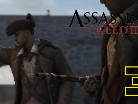 Johnson's Errand. Assassin's Creed III #3