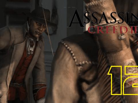Am Ziel angekommen. Assassin's Creed III #12