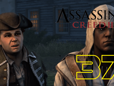 Der Mitternachtsritt. Assassin's Creed #37
