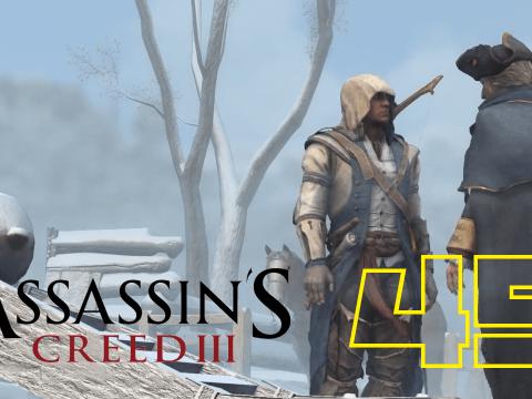 Kein Krieg ohne Nachschub. Assassin's Creed III #45