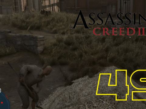 Großstadtfrust. Assassin's Creed III #49