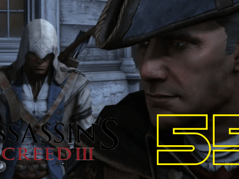 Vater und Sohn. Assassin's Creed III #55