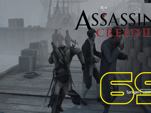 Die Jagd auf Charles Lee. Assassin's Creed III #69