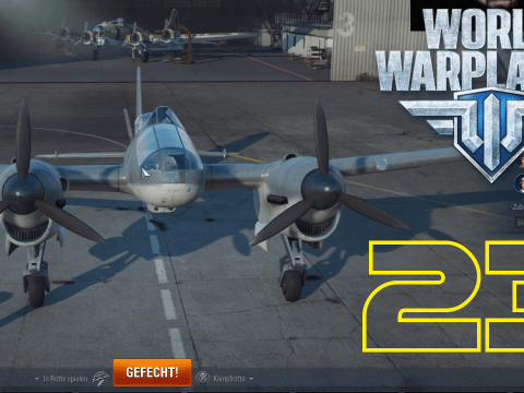 World of Warplanes #23