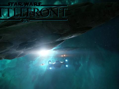 Die Reinigung. Star Wars Battlefront II #1