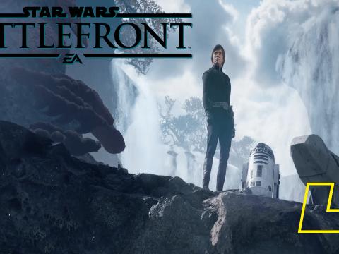 Das Observatorium. Star Wars Battlefront II #4
