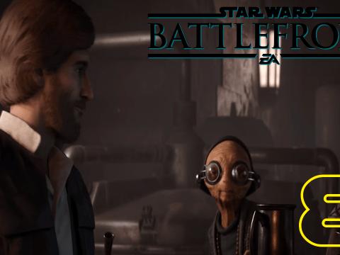 Generelle Bedrängnis. Star Wars Battlefront II #8
