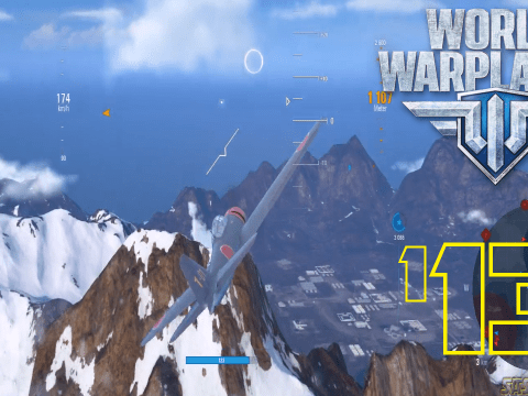 World of Warplanes #113
