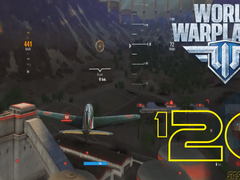 World of Warplanes #120