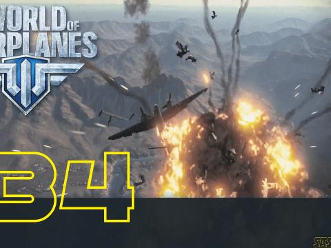 World of Warplanes #134