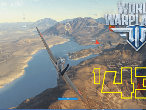 World of Warplanes #143