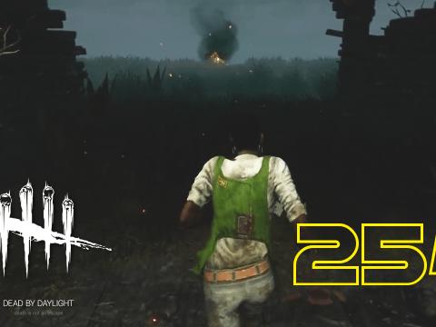 Es war ein langer Weg. Dead by Daylight #254