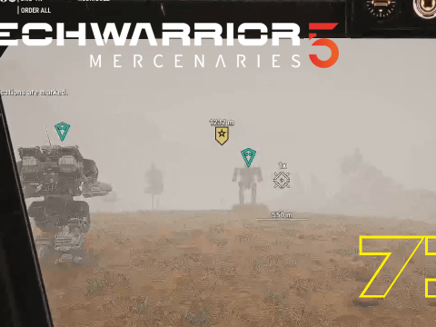 Nebel-Aktion. Mechwarrior 5: Mercenaries #73