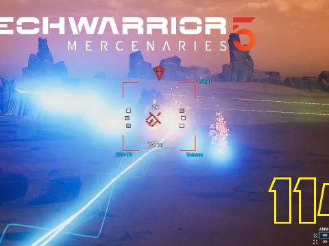 Laser-Light-Show! Mechwarrior 5: Mercenaries #114