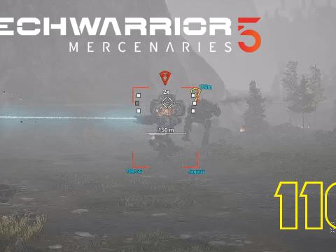 Profis im Einsatz. Mechwarrior 5: Mercenaries #116