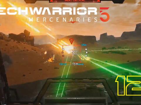 Organisierte Zerstörung. Mechwarrior 5: Mercenaries #121