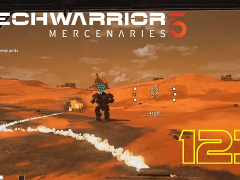 Eine Schneise der Zerstörung. Mechwarrior 5: Mercenaries #123