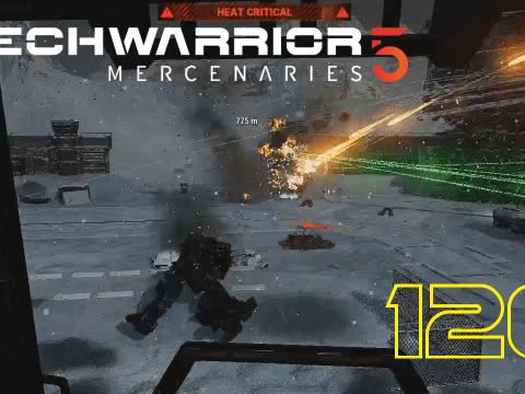 Prinzipienschießerei. Mechwarrior 5: Mercenaries #126