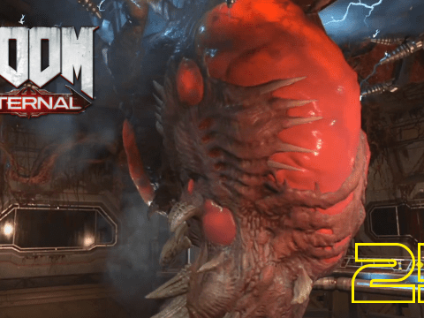 Lauf Slayer, lauf! Doom Eternal #25