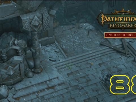 Noch fix aufräumen... Pathfinder: Kingmaker #88